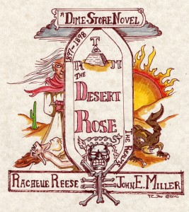 The Desert Rose cover