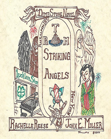 Striking Angels Available on Amazon